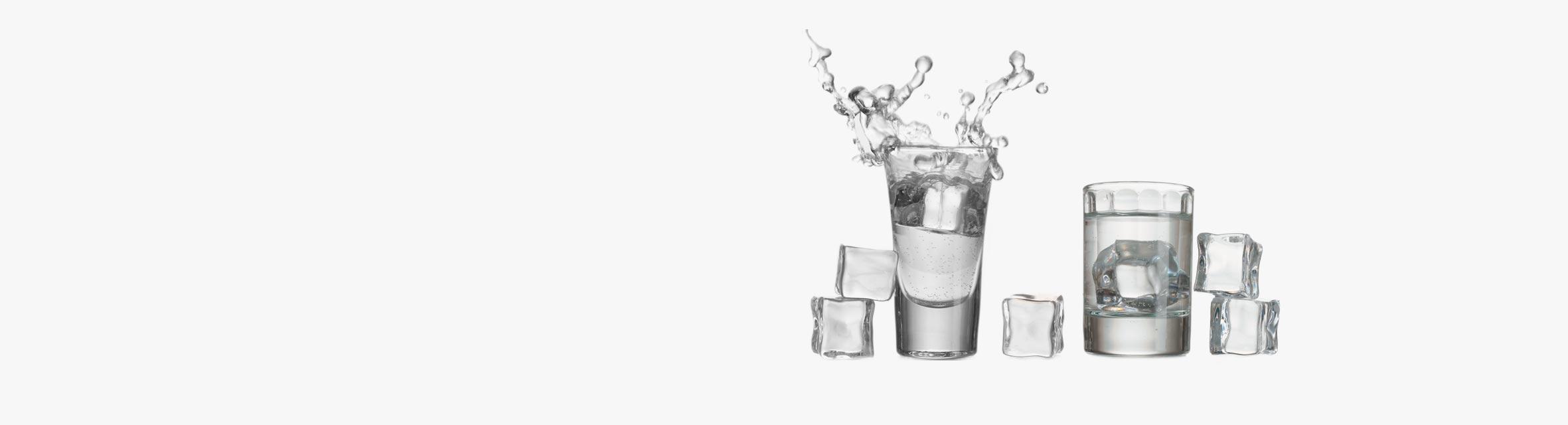 agua purificada y la ósmosis inversa