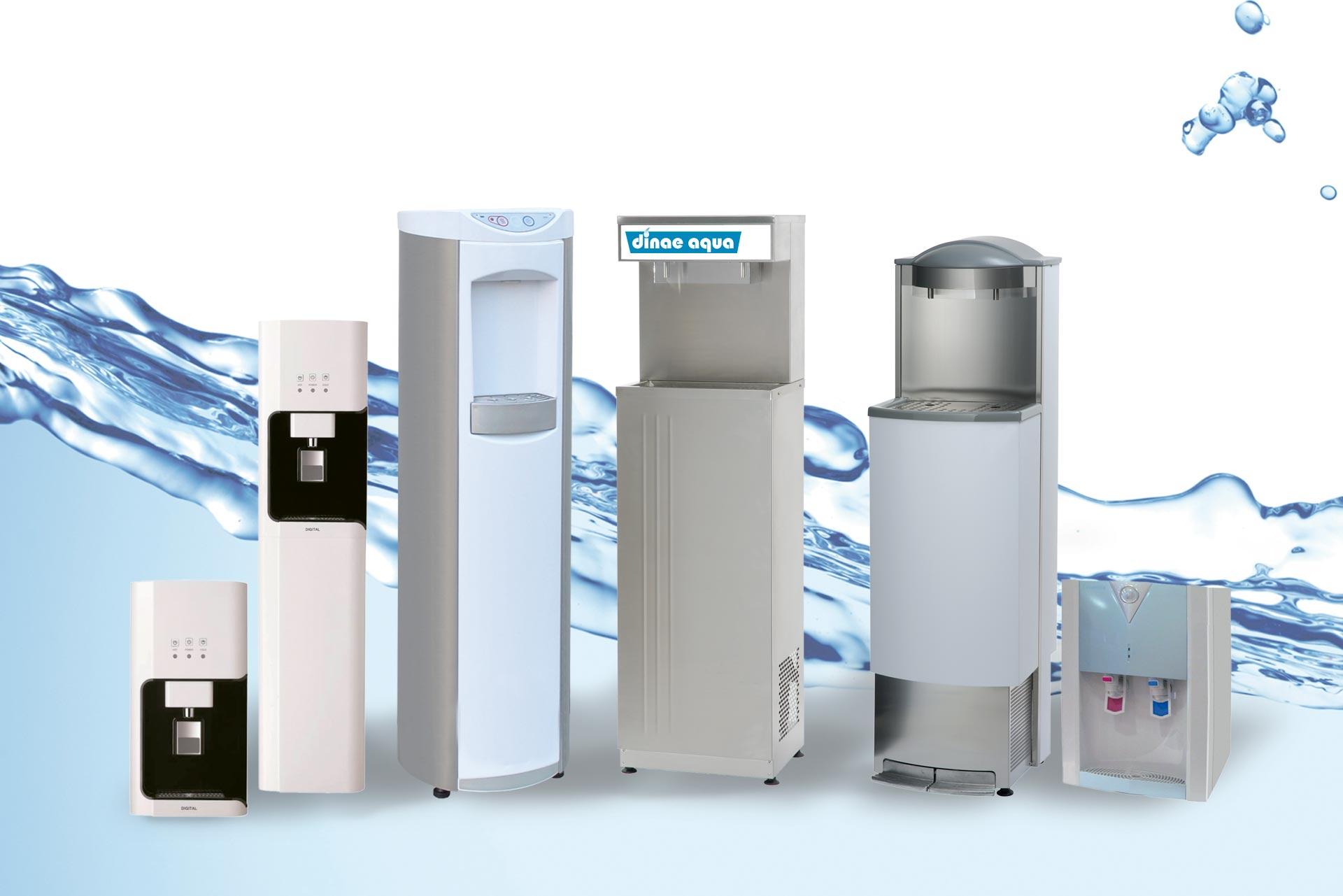 maquinas purificadoras de agua