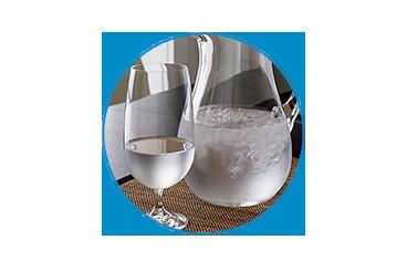 fuente de agua para horeca