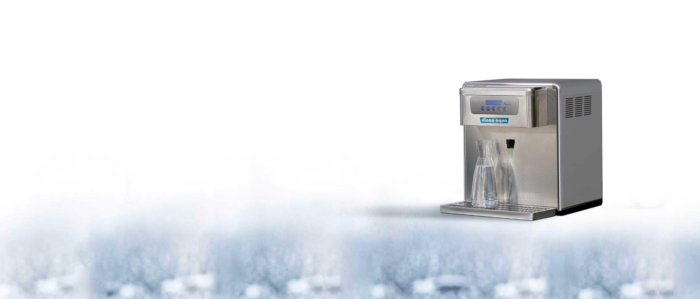 maquina agua purificada