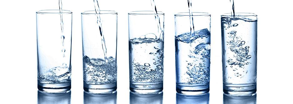 vaso-agua purificada