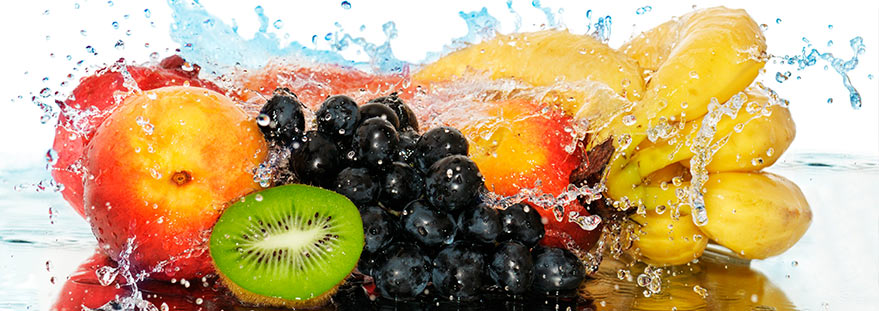 agua purificada cocina