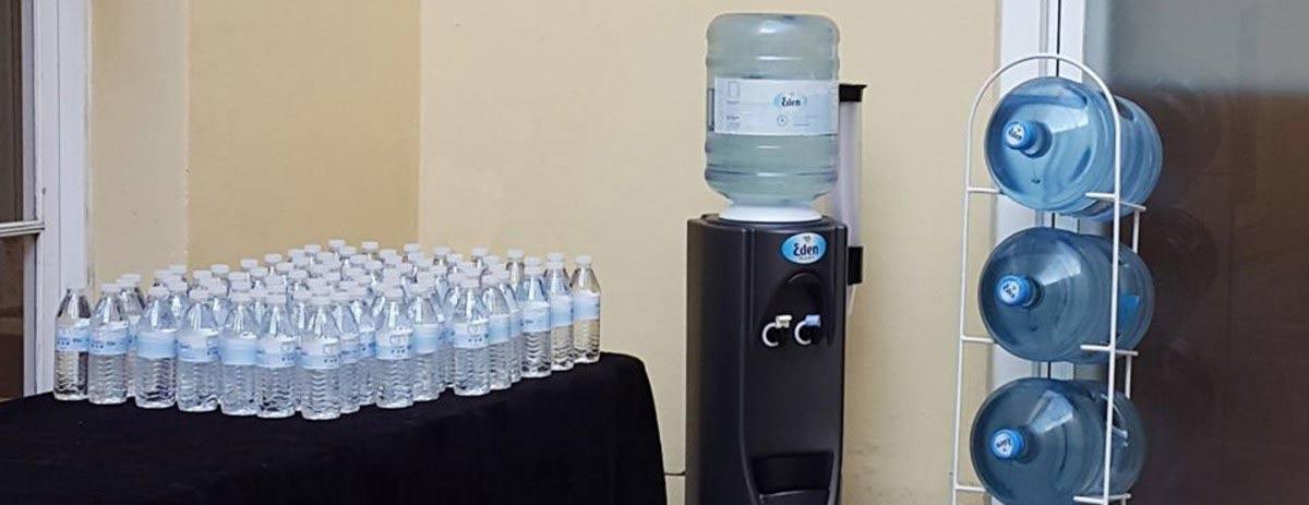 máquinas de agua sin botellón