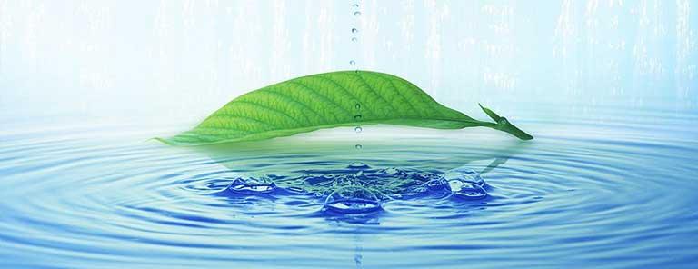 agua de mineralización debil