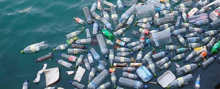 consumo de plástico