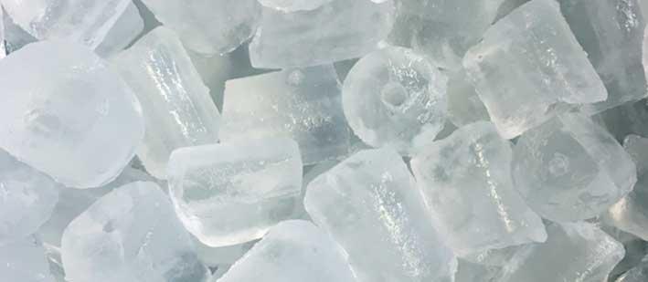 dispensador de hielo en cilindros malaga