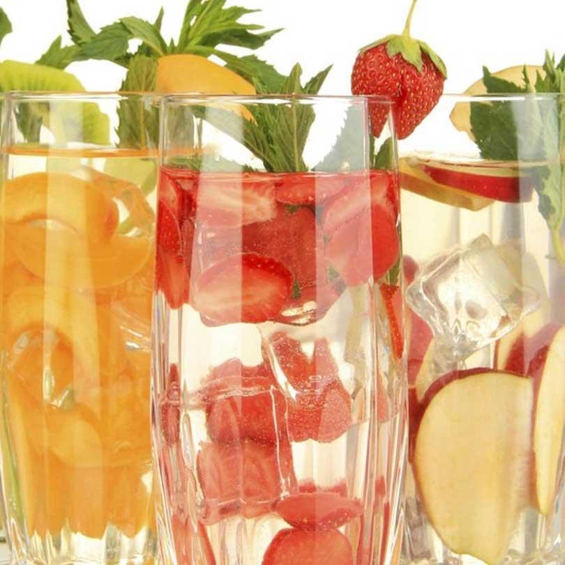 hielo para cocktail