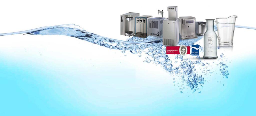 Fuente de agua rrss