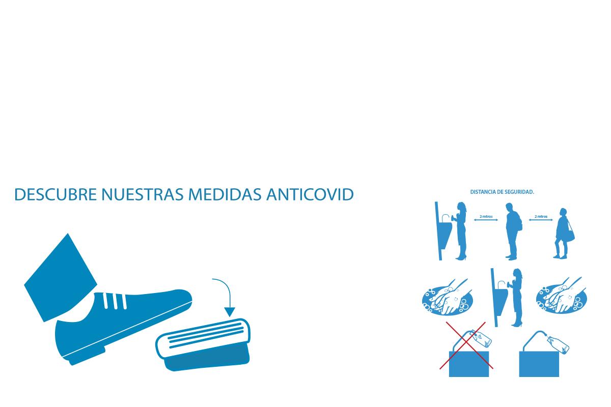 pedal anticovid